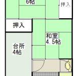 敬栄荘 5号室