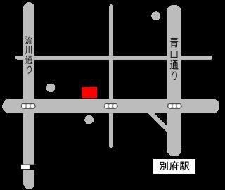 株式会社ハウス 近郊略図